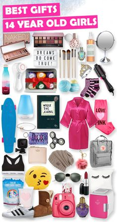 Best Gifts For 13 Year Old Girls | Tay | Pinterest | Gifts, Birthday ...
