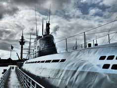"Museumsboot ""Wilhelm Bauer"" ex U 2540"