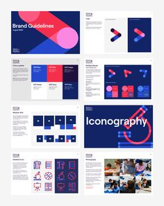 Brand Guidelines Design, Logo Guidelines, Logo Branding, Branding Design, Bank Branding, Corporate Design, Brand Manual, Brand Book, Social Media Design