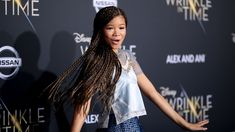 It's in the Stars: A Wrinkle in Time Premieres in Hollywood https://cstu.io/110abe