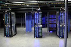 Inside Facebook's New High-Tech Cold Storage Data Center