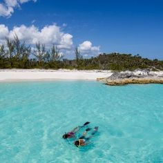 Top Snorkeling in the Bahamas.