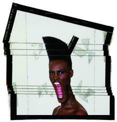 Slave to the rythm New York 1986 - Grace Jones - Jean-Paul Goude - photography - scream