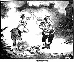 The Molotov-Ribbentrop Pact Cartoon List, Cartoon Shows, History Cartoon, Invasion Of Poland, Historical Pictures, Political Cartoons, Comic Artist, Historian, World War Two
