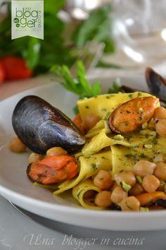 Italian Dishes, Italian Recipes, Gourmet Recipes, Pasta Recipes, Pasta Company, Pasta Al Pesto, Gnocchi, Love Food, Risotto