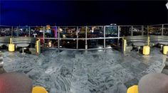 Moon -  Moon is the exclusive penthouse nightclub loaded with high-end finishes, VIP accommodations and a view not only of the Las Vegas Strip, but also of the stars above. Moon occupies the very top floor of the Palms' Fantasy Tower, just above Nove Italiano and the Playboy Club.