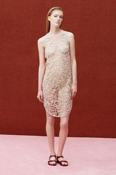 Alexander Lewis | Resort 2015 Collection | Style.com