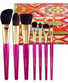 Lust worthy brush sets