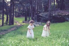 Frolicking in the fields, Coco & Ginger Summer Outfits, Summer Dresses, Playsuit, Beautiful Outfits, Fields, Baby Kids, Flower Girl Dresses, Daughter, Wedding Dresses