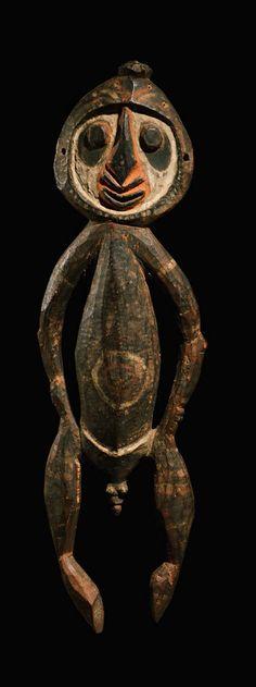 Middle Sepik, Art Océanien - Art Tribal - Art Premier - Galerie Franck Marcelin