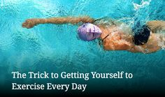 """Need workout motivation? """"Immediate rewards"""" can keep you on track for your daily workouts."""