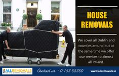 House Removals Dublin - Schedule an expert house removals service. Get assistance from a skilled, friendly & insured man with a van Dublin team. House Removals, Removal Services, Moving House, Dublin, Home Office, My House, How To Remove, Van, Cover