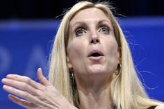 Ann Coulter isn't content with being an anti-Semite, rampages across Twitter shouting at Muslims and attacking Bill Clinton