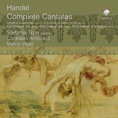 Cantates (Intégrale - Volume 2)-Marco Vitale-Brilliant Classics