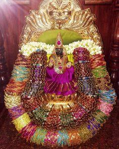 No photo description available. Kalash Decoration, Ganesha Rangoli, Maa Durga Image, Ganesh Wallpaper, Pooja Room Door Design, Durga Images, Spiritual Decor, Lord Vishnu Wallpapers, Wedding Plates