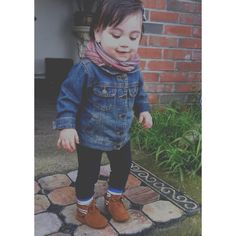 #kidsfashion #hipsterbaby arlenedanielle_ on Instagram.