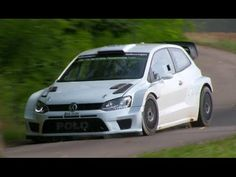 Sébastien Ogier Test Rallye Deutschland 2015 | Maximum Attack - YouTube