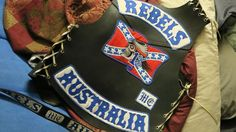 Rebels bikies get their three stolen vests back | NT News