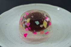 "Japanese Sweets, wagashi, ""water fireworks Suetomi"""
