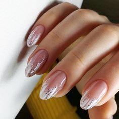 - Excellent Images ongles amande SuggestionsLorsque nous avons créé la method de nos verni Sie s - Classy Nails, Stylish Nails, Simple Nails, Cute Spring Nails, Summer Nails, Winter Nail Designs, Cool Nail Designs, Art Designs, Gel Nails