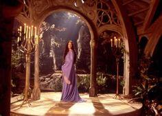 Rivendell, Arwen in lavender photo unusedscene141ArwenRivendelllavende.jpg