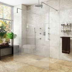 A Walk In Shower Enclosure Oozes Luxury And Practicality Making Them Very  Popular. Shop A Huge Range Of Walk In Glass Shower Enclosures In Variety Of  Sizes.