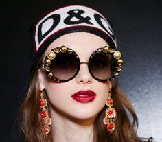 Dolce&Gabbana Outono Inverno 2017/18 MFW - Acessórios