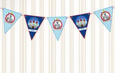 Bastelideen zum Ritter Geburtstag: Vorlagen zum Ausdrucken, Basteleinleitung, Diy Girlande, Party, Tapestry, Decor, Advent Calendar, School, Templates, Projects, Dekoration