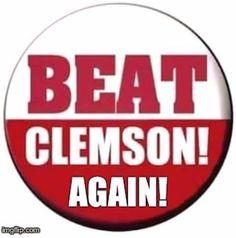 Alabama Crimson Tide vs Clemson January 9, 2017
