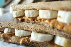 Healthy snacks on Pinterest | Banana Oats, Snacks and Bananas