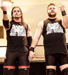 Adam Cole & Kevin Steen