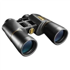 The Bushnell Legacy 10x50mm Legacy WP is a standard binocular that has been enhanced with a soft texture grip equipped rubber armor.