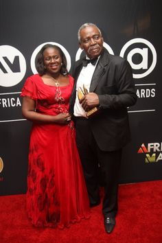 """Veteran Nollywood actor, Olu Jacobs recently praised his wife, Joke Silva saying she is not only his wife but his mother and my best friend.The couple who have been tagged as """"Nollywood's most celebrated couple"""" have been married for 28 years.Olu Jacobs said marrying Joke was the best decision of h"""