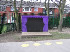 Pendlewood Learning Outside The Classroom- Theatre Stage by www.pendlewood.com, via Flickr