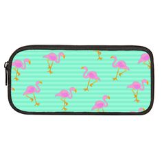 Fun Flamingo Pattern Flamingo Pattern, Zip Around Wallet, Cool Stuff, Fun, Kids, Young Children, Boys, Children, Boy Babies