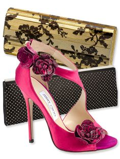 Launch You'll Love: Jimmy Choo's New Accessories Fit Every Event on Your Busy…