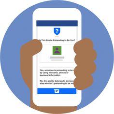 Facebook vous alerte si un autre utilisateur se fait passer pour vous