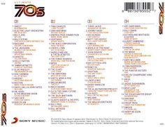W50 produções mp3: Ultimate70s