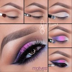 Such fresh eye makeup look for brown eyes. #eyemakeup #eyes #womentriangle