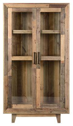 Perfect Ashville Curio Cabinet