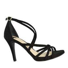 Hannah Open Toe Black Shoe Warehouse, Pumps Heels, Designer Shoes, Open Toe, Sandals, Shopping, Black, Women, Art