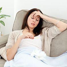 6 Early Flu Symptoms