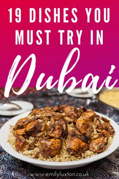19 dishes and food experiences to try in Dubai - a round up of what to eat in Dubai to help you experience the city like a local! Dubai Trip, Dubai Vacation, Dubai City, Dubai Uae, Dubai Travel Guide, Middle East Food, Dubai Food, Global Food, Like A Local