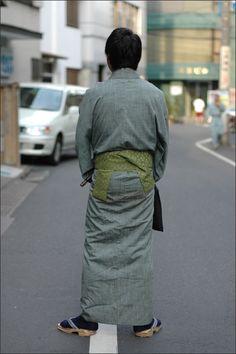 春の男着物!! : 着物男子一郎の独り言