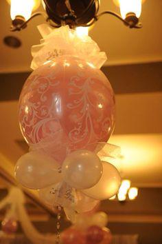 Ballon decorations