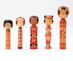 宮城伝統こけし | 伝統的工芸品 | 伝統工芸 青山スクエア