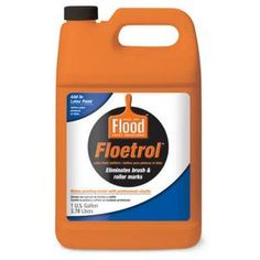 A tip for all you DIYers out there...you need to get with Floetrol when painting cabinets, woodwork, and furniture of any kind.  You can find it at any paint speciality store or big box home improvement store.  It extends the drying time of your paint, allows all the brush marks to fade away, and gives you a factory smooth finish.  Follow the directions on the back of the container, and you will be so pleased!