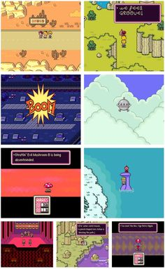 Mother 2 / Earthbound. I still <3 this game