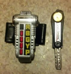 Bandai Power Rangers Turbo Morpher with Strap and Key. $100
