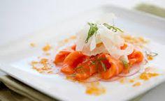 salmon slices recipes pictures hd - Buscar con Google